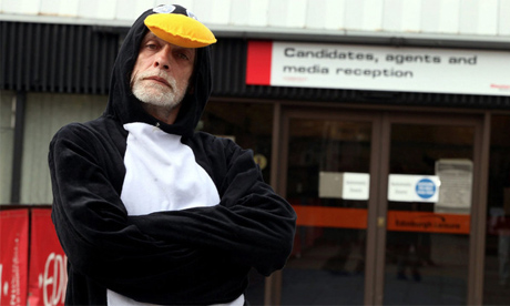 Why Scottish voters picked a penguin like me over the Lib Dems - Scotland