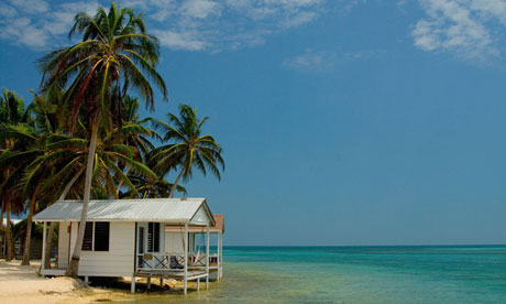 Paradise Lodge - Belize